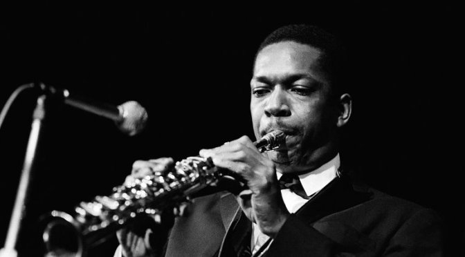 Happy Birthday to John Coltrane