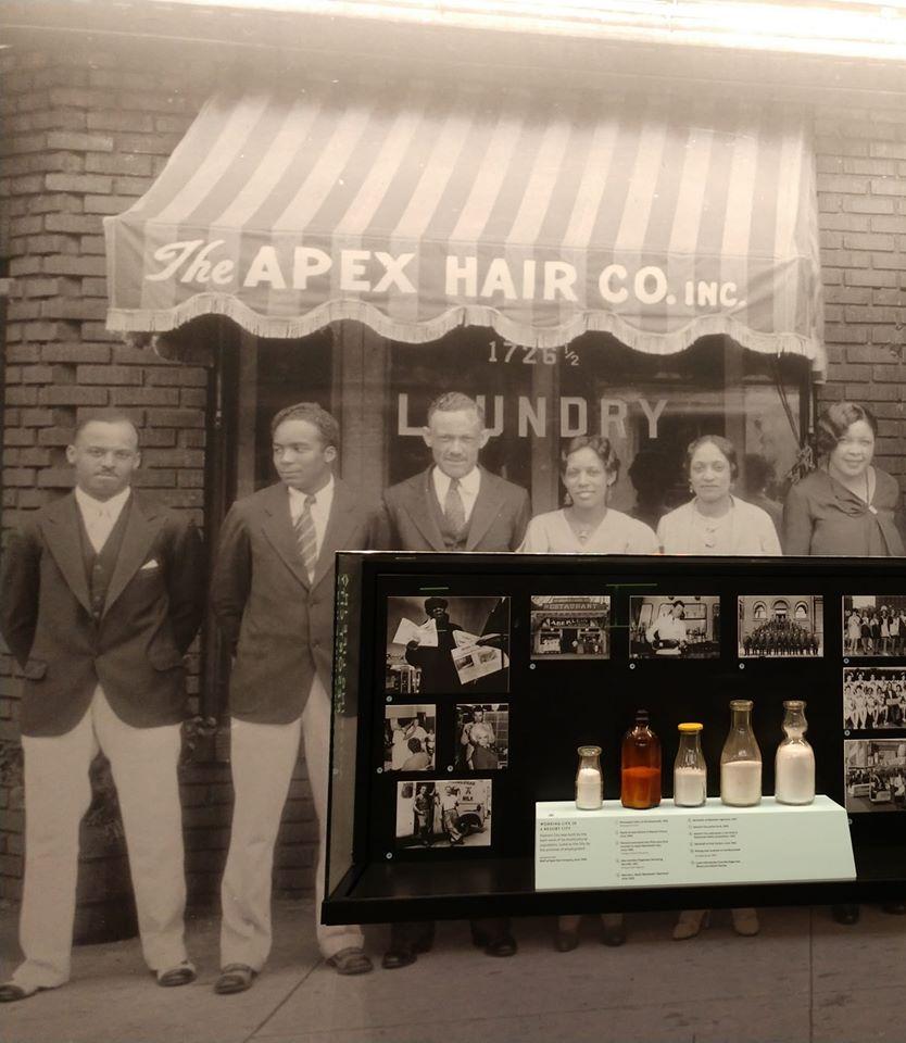 Apex Hair Co. Inc.