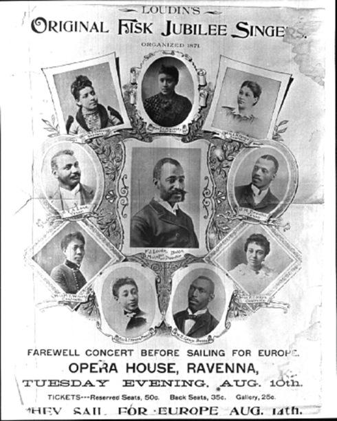 Original Jubilee Singers