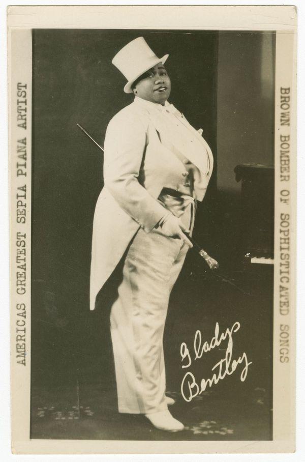 Gladys Bentley - NMAAHC