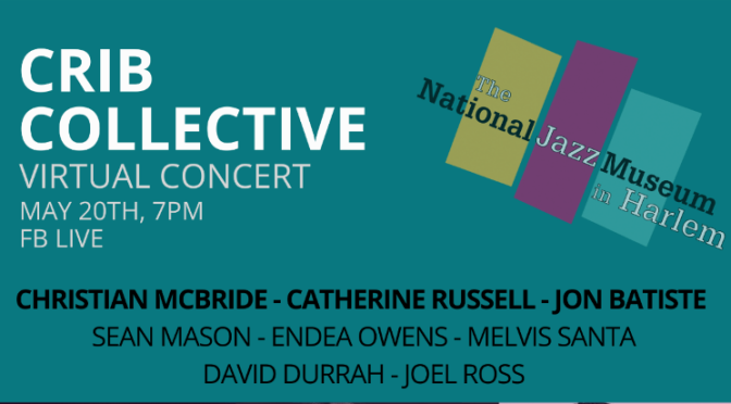 National Jazz Museum in Harlem Virtual Concert