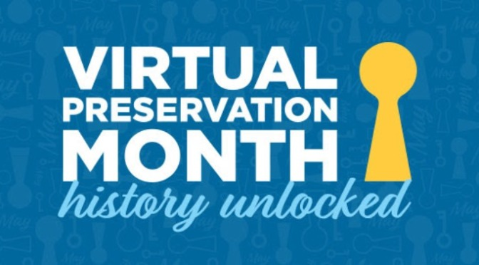 Virtual Preservation Month 2020