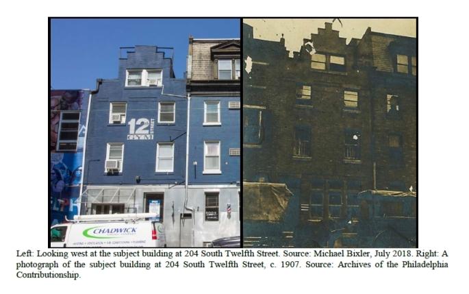 #HenryMinton House - #PhilaHistorical