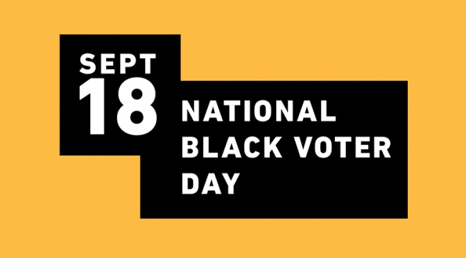 National Black Voter Day