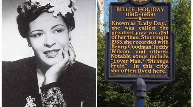 Billie Holiday's Philadelphia