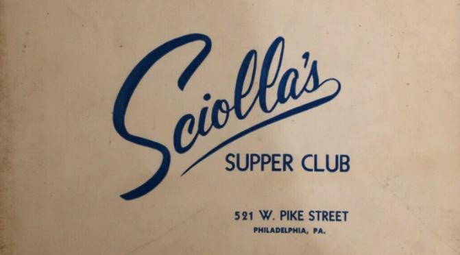 Sciolla's Supper Club