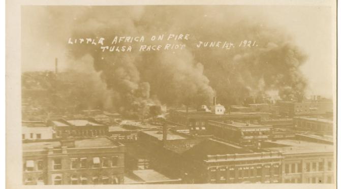 Tulsa Race Massacre@100