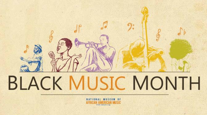 Black Music Month 2021