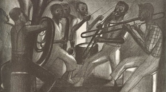 Jazz is Black Music