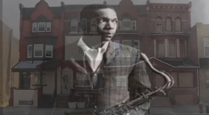 John Coltrane Lives!