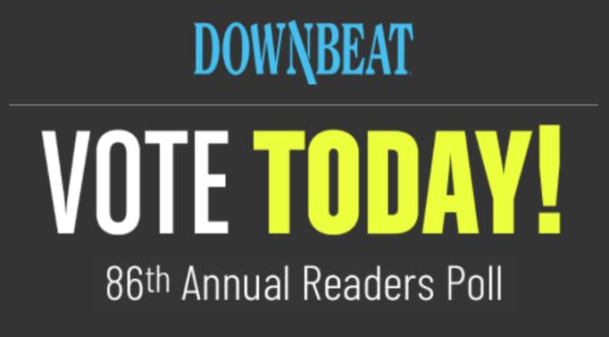 2021 DownBeat Readers' Poll