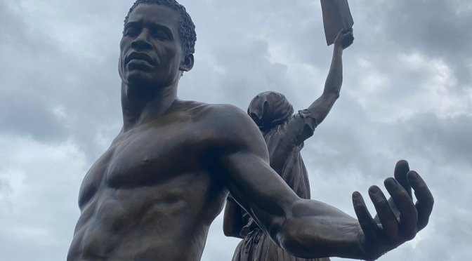 Public Art Matters: Emancipation and Freedom Monument