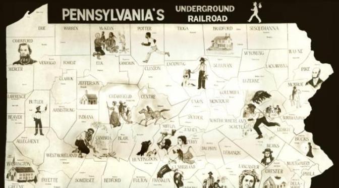 International Underground Railroad Month 2021