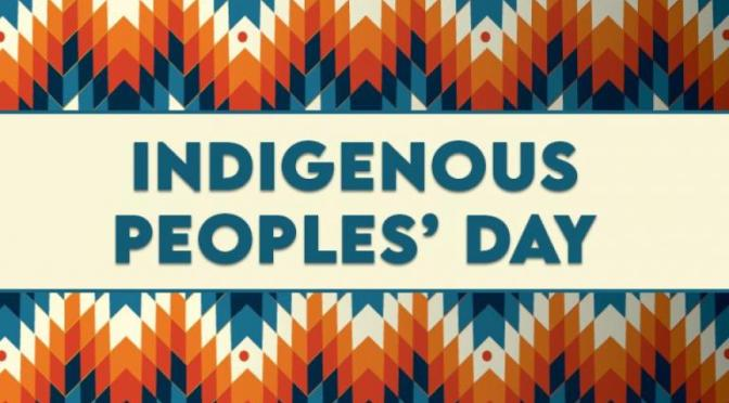 Indigenous Peoples' Day 2021